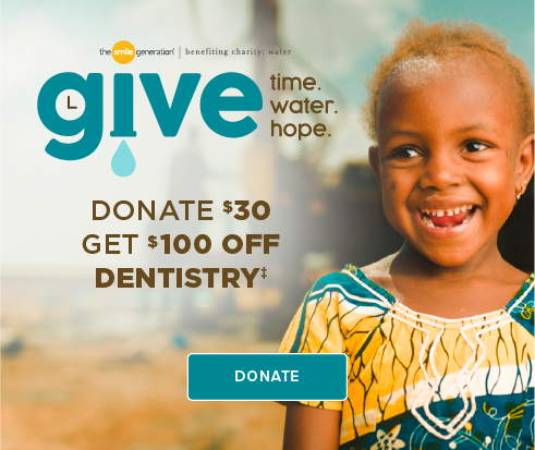 Donate $30, Get $100 Off Dentistry - Long Beach Smiles Dentistry